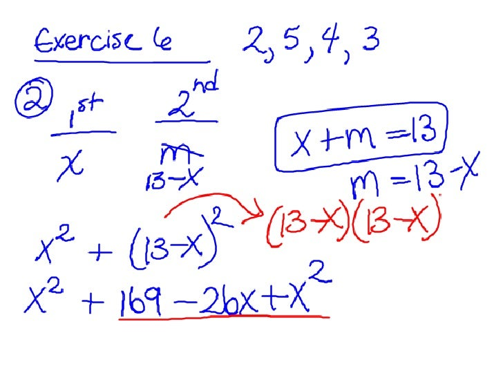 Lesson 6 oct 1