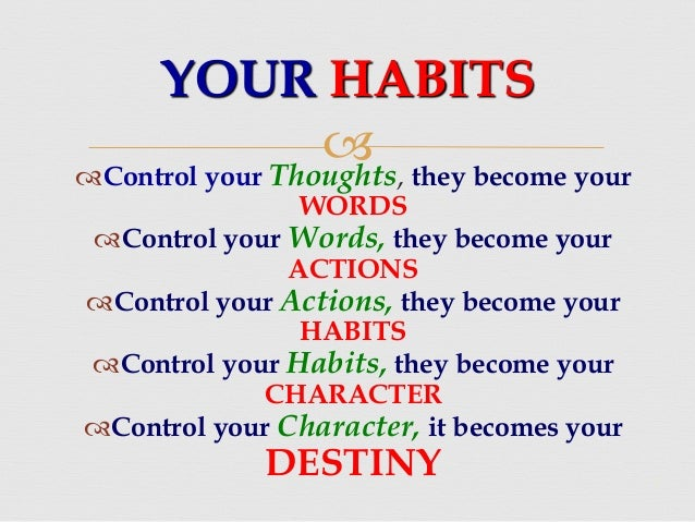 Lesson 6 the 7 habits of highly effective teens 2011 revised