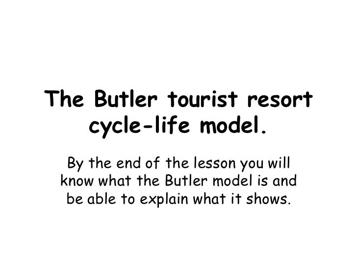 The Butler tourist resort cycle-life model.<br />By the end of the lesson you will know what the Butler model is and be ab...