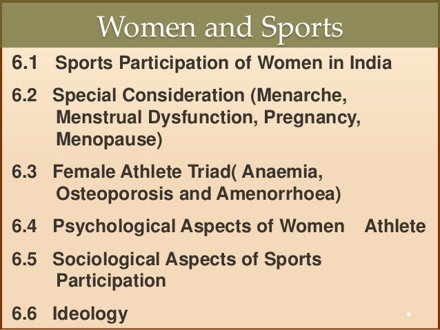 A History of Women in Sport Prior to Title IX
