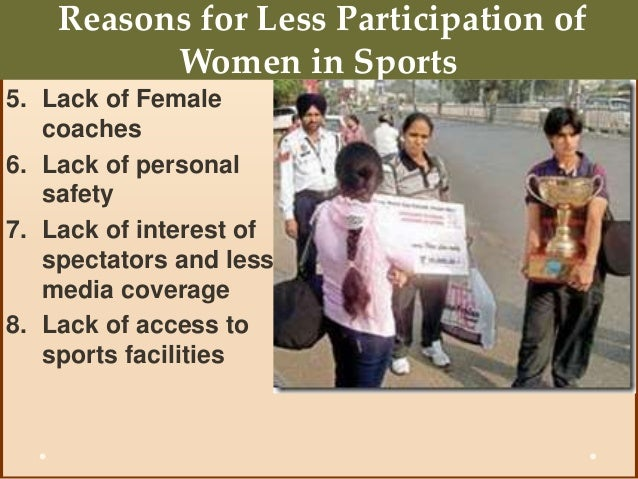 Participation of women