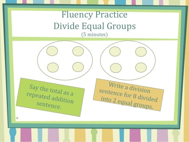 Division Sentence Examples