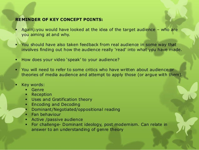 checkpoint audience analysis and reception essay Free essays on checkpoint audience focused communication checkpoint-audience analysis and reception checkpoint-audience analysis and reception xbcom.