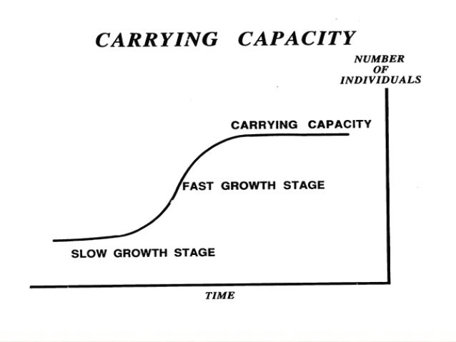 Lesson 7 Environmental carrying capacity