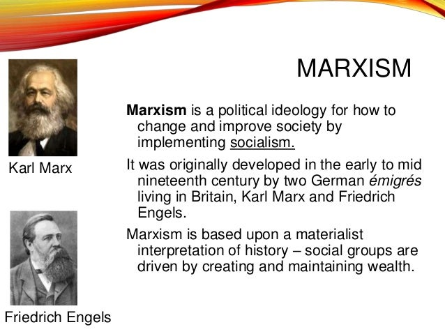Lesson 7 Marxism And Cultural Hegemony