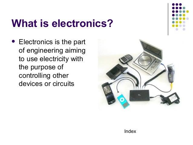 Lesson 7 electronics