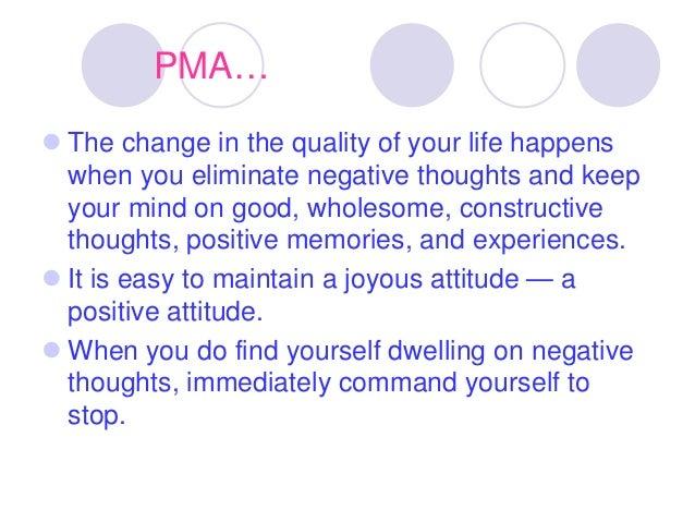 the power of positive attitude pdf