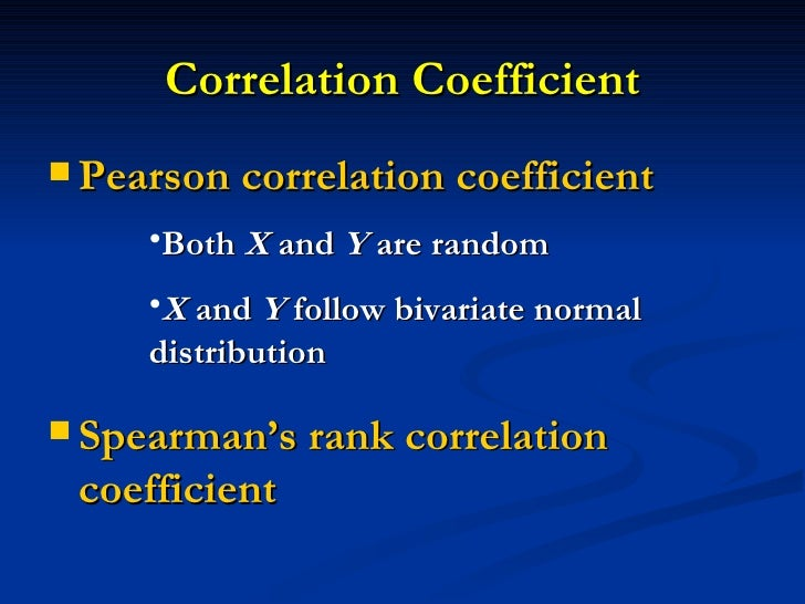 Lesson 8 Linear Correlation And Regression