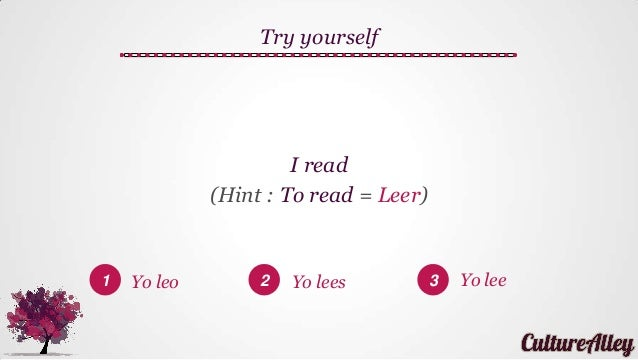 Basic Spanish | Lesson 8 | Forms of regular verbs (conjugation) - get…
