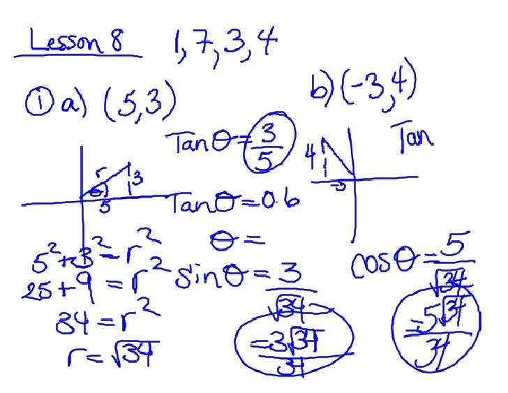 Lesson 8 oct 5