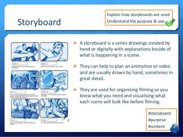 Charming Storyboard ...