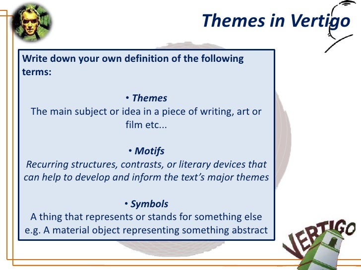 Vert 9 & 10 - Themes & Symbols Slide 3