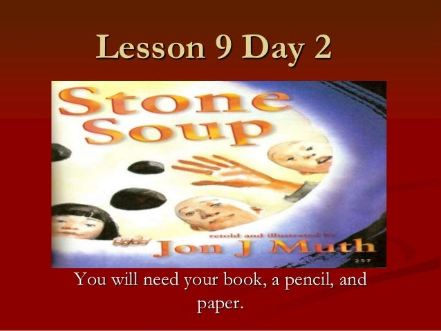 Lesson 9 Day 2