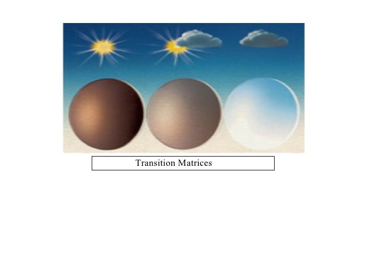 TransitionMatrices