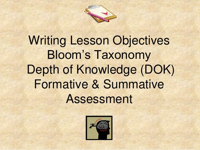 Essay on Formative Assessment