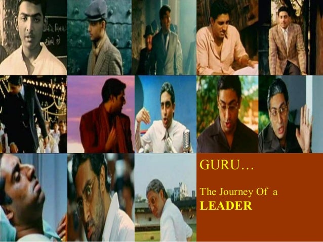 GURU…The Journey Of aLEADER