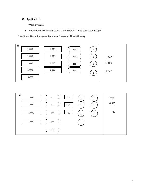 Lesson Guide Gr 3 Chapter I Comprehension Of Whole Numbers V10