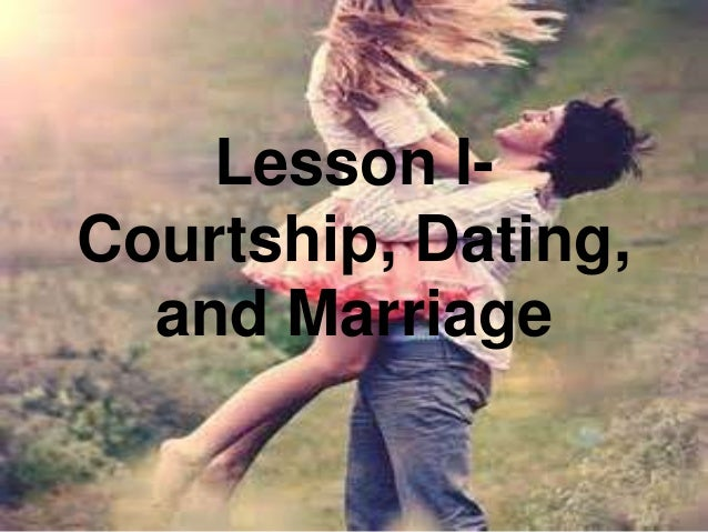 Love dating and marriage