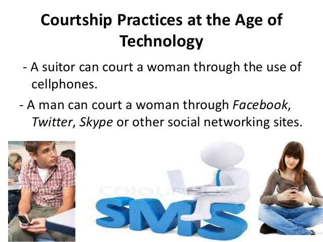 Courtship dating vs ayo technology milow