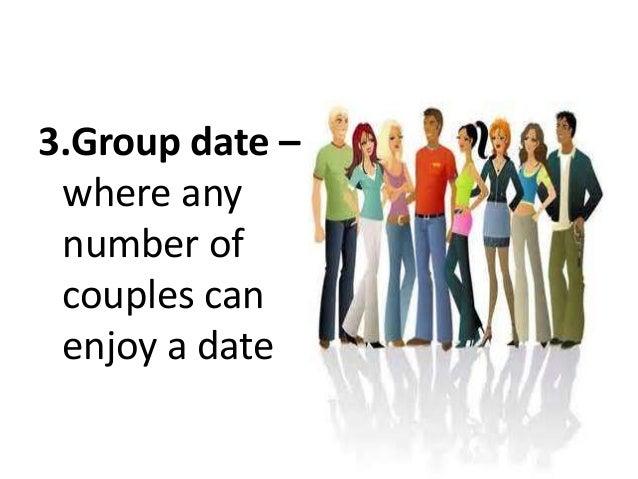 Three types of dating