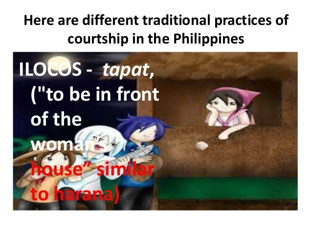 What is the difference dating and courtship