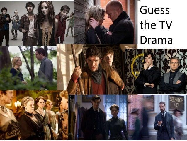 Lesson one intro to tv drama and representation