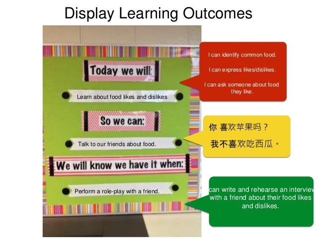 How To Design Engaging Lesson Plans In The Chinese Language Classroom Slide 3