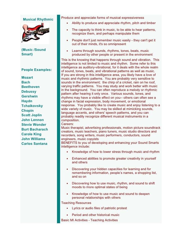 Creative writing lesson plans
