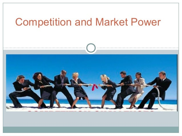 Antitrust pactices and market power