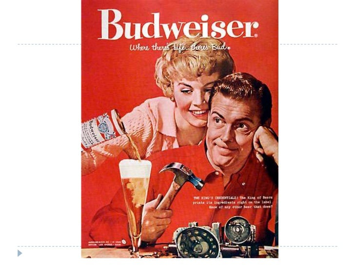 budweiser ad analysis