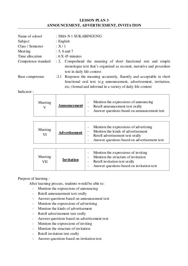 secondary school lesson plan template - high school lesson plans format lesson plan examples for