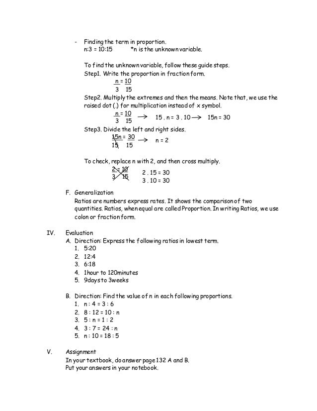 Angle Of Elevation Lesson Plan : Lesson plan mathematics form lessonplan in math