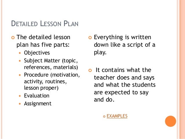detailed lesson plan using cbi