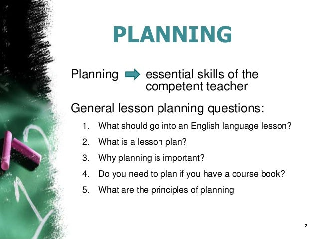 What Is A Lesson Plan And Why Is It Important The Importance Of