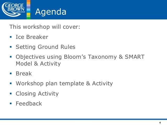 bloom taxonomy lesson plan template - lesson planning original