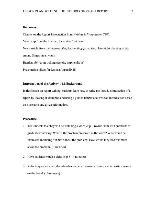 descriptive writing lesson plan Themaster teacherseries descriptive writing preface lesson 1: pretest and portfolios lesson 2: introduction to descriptive writing lesson 3: the snow person.