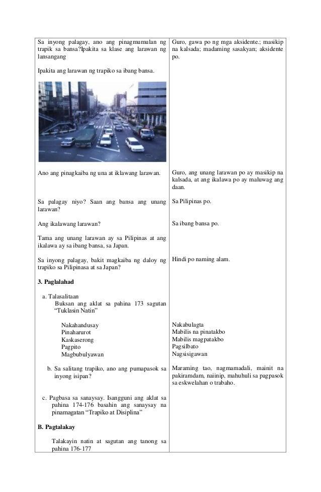 Detailed Lesson Plan sa filipino 3 Slide 2