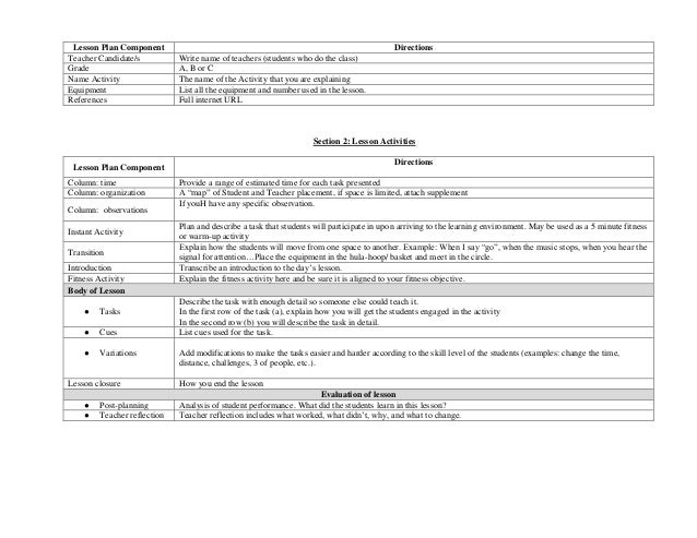 Lesson Plan Template Eso Ace And Jaskaran - Lesson plan observation template