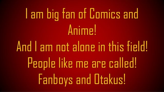 It is just that I am an educationist too! I have started to realize that most of the anime and cartoons they give positive...
