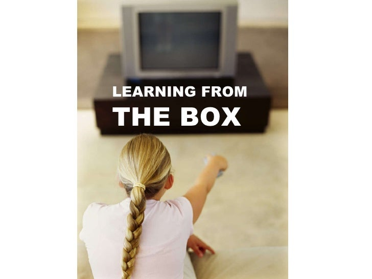 LEARNING FROM  THE BOX