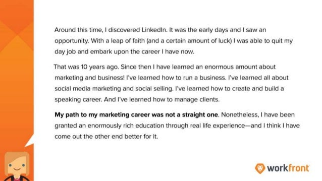 Around this time, I discovered LinkedIn. It was the early days and I saw an opportunity. With a leap of faith (and a certa...