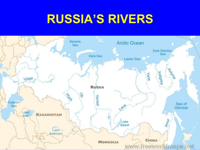 Lessons Learned From Past Catastrophic Flooding In Russia - River in russia