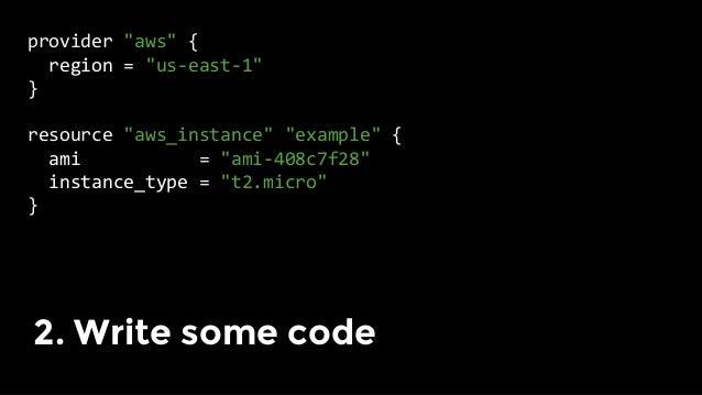 4. Do a code review