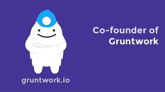 Co-founder of Gruntwork gruntwork.io