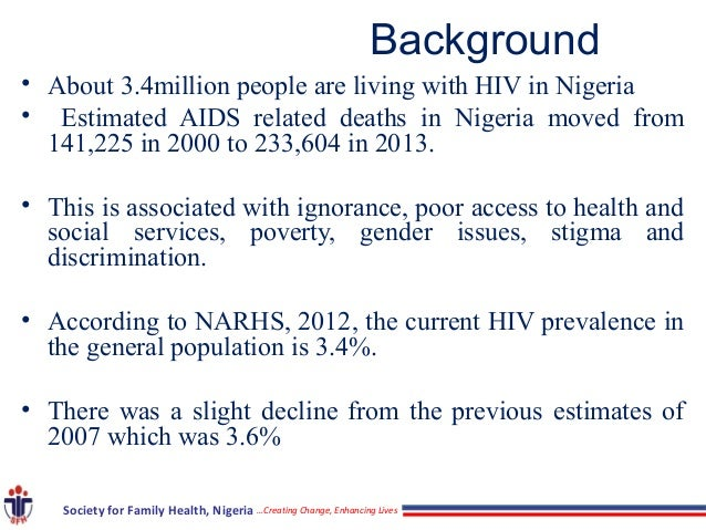 Lessons learnt in hiv aids communication
