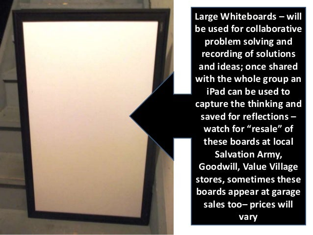 Collaborative Problem Solving Responsive Classroom ~ Using less paper in the classroom ideas to share