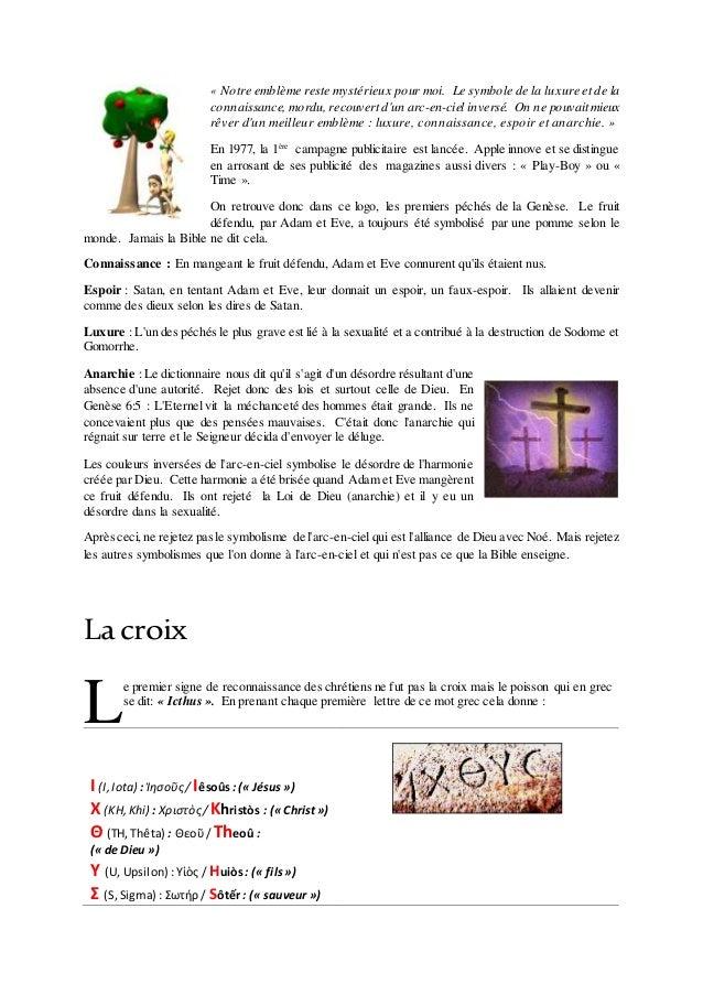 symboles bibliques les n e