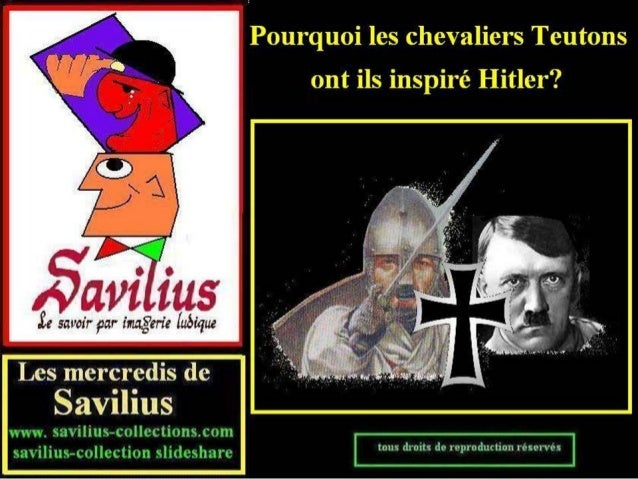 Les teutons ont-ils  inspiré Hitler
