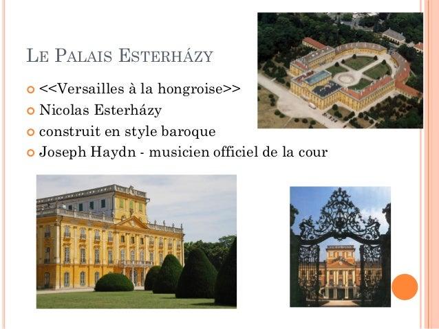 L'ABBAYE DE TIHANY  fondée au XIième siècle  en style baroque et rococo  des fresques magnifiques