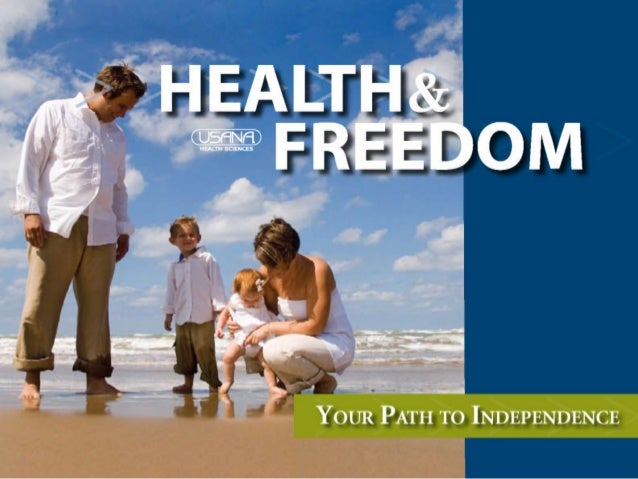Two Challenges Facing People Everywhere 2 Health & Freedom 1 FINANCES Concerned about Financial Future 2 HEALTH Concerned ...